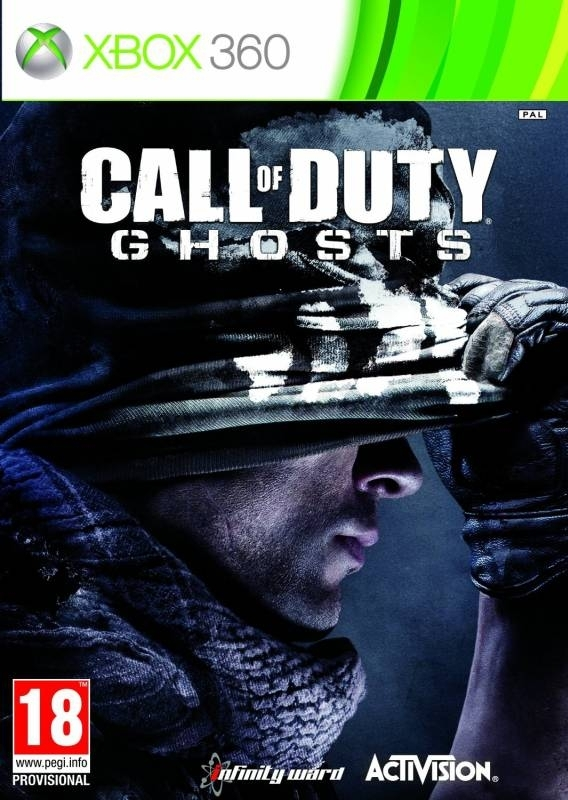Call of Duty Ghosts PL (Xbox 360)